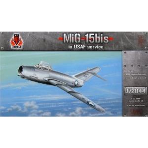 MIG-15 BIS IN USAF SERVICE