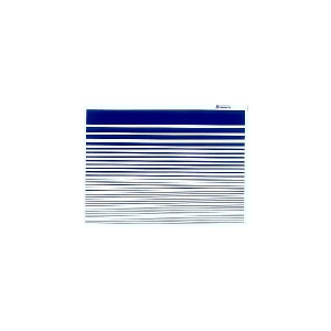 STRIPES ROUNDEL BLUE