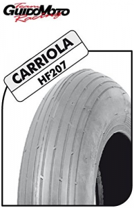 SET PER CARRIOLA 3.50-8 DURO 991002101