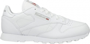 SCARPE REEBOK CLASSIC LEATHER JUNIOR WHITE 50151