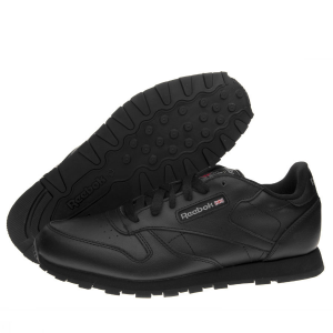 SNEAKERS REEBOK CLASSIC LEATHER JUNIOR BLACK 50149