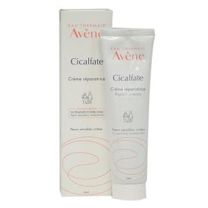 Avène Cicalfate Crema Ristrutturante per Viso e Corpo, 100 ml