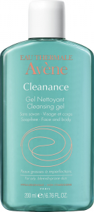 Avène Cleanance Gel detergente 200ml