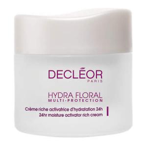 Decleor Hydra Floral Crème Riche Activatrice D Hydratation 24h 50ml