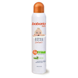 Babaria Invisible Sun Spray For Children SPF50 150ml