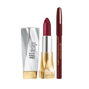Collistar Art Design Lipstick 18 Set 2 Parti