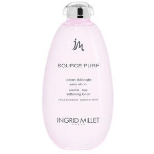 Ingrid Millet Source Pure Softening Lotion Alcohol Free  400ml