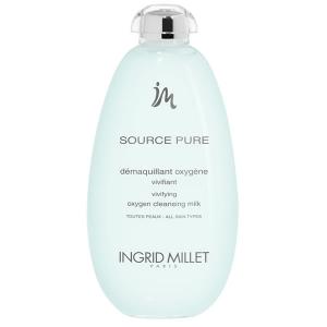 Ingrid Millet Source Pure Vivifying Oxigen Cleansing Milk 400ml