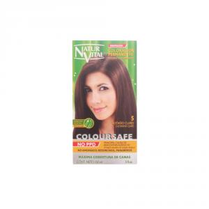 Naturaleza Y Vida Coloursafe Permanent Color 5 Light Brown 150ml
