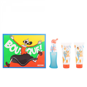 Moschino Cheap & Chic I Love Love Eau De Toilette Spray 50ml Set 3 Parti 2017