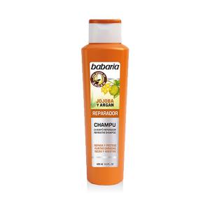 Babaria Reparative Shampoo Jojoba And Argan Oils 500ml
