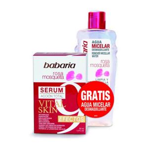 Babaria Rosa Mosqueta Vital Skin Serum 50ml Set 2 Parti