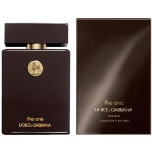 Dolce And Gabbana The One For Men Eau De Toilette Spray 50ml Edizione Limitata