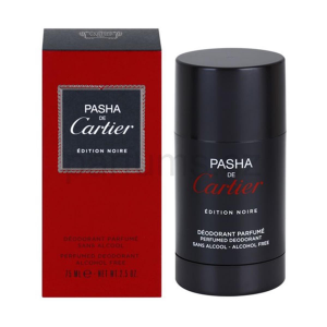 Cartier Pasha De Cartier Edition Noire Perfumed Deodorante Stick 75ml
