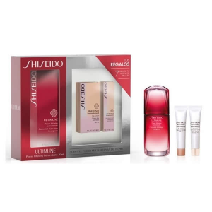 Shiseido Ultimune Power Infusing Concentrate 50ml Set 3 Parti 2016