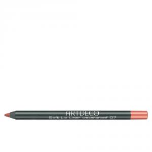 Artdeco Soft Lip Liner Waterproof 07 Cadmium Orange