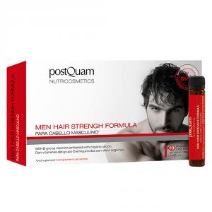 Postquam Men Formula Resistenza Dei Capelli 10x25ml