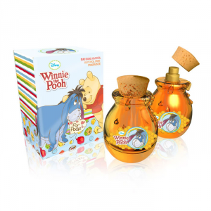 Disney Winnie The Pooh Eeyore Eau De Toilette Spray Senza Alcool 50ml