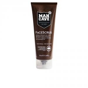 Man Cave Face Care Scrub 100ml