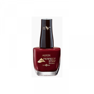 Astor Gel Shine Perfect Stay Lycra 619 Enigmatic Berry