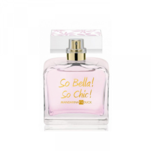 Mandarina Duck So Bella So Chic Eau De Toilette Spray 100ml