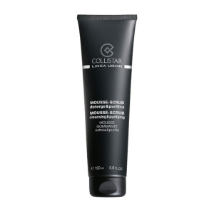 Collistar Linea Uomo Mousse Scrub Clean And Purifying 150ml