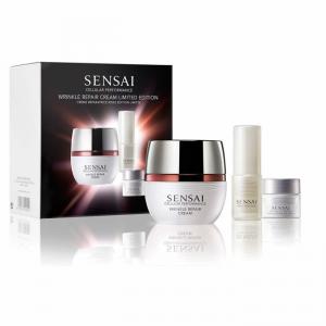 Sensai Cellular Performance Wrinkle Repair Cream 40ml Set 3 Parti 2017