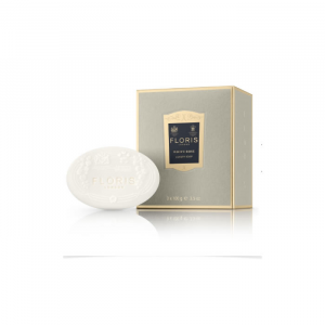 Floris White Rose Luxury Soap 3X100g