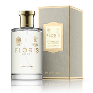Floris Sandalwood & Patchouli Room Fragrance 100ml