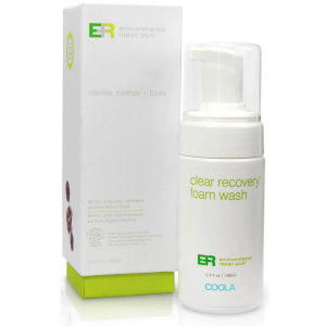 Coola Er Clear Recovery Foam Wash 90ml
