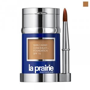 La Praire Skin Caviar Concealer Foundation Spf15 Almond Beige 30ml