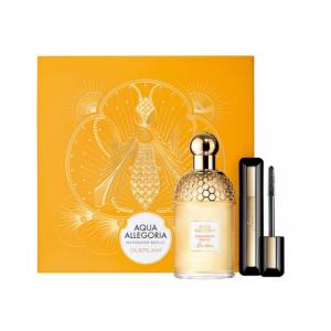 Guerlain Aqua Allegoria Mandarine Basilic Eau De Toilette Spray 125ml Set 2 Parti 2018