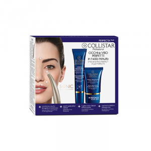 Collistar Perfecta Plus Sonic Eye & Face System Set 3 Parti 2018