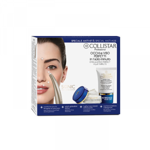Collistar Sonic Eye & Face System Special Anti-Age Set 3 Parti 2018