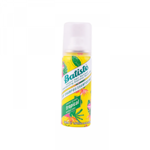 Batiste Dry Shampoo On The Go Tropical Spray 50ml