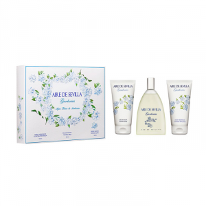 Aire De Sevilla Gardenia Eau De Toilette Spray 150ml Set 3 Parti 2018
