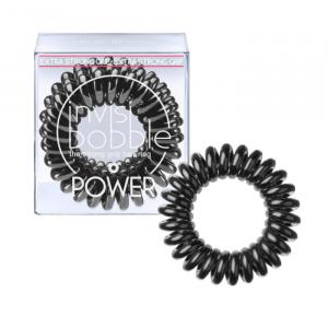 Invisibobble Hair Ring Pure True Black 3 Parti