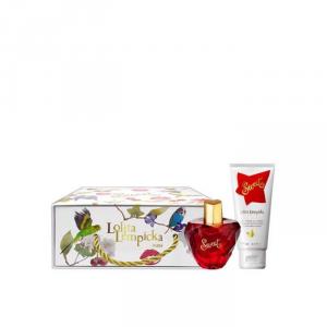 Lolita Lempicka Sweet Eau De Parfum Spray 50ml Set 2 Parti 2018