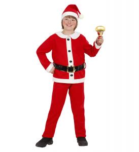 Costume Babbo Natale - Bimbo