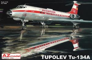 TUPOLEV TU-134A (C(SA, INTERFLUG)