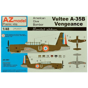 VULTEE VENGEANCE A-35B