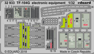 TF-104G electronic equipment
