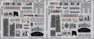 TF-104G w/ C2 seats