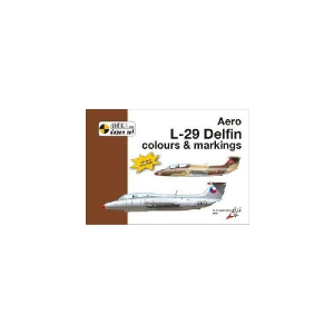 AERO L-29 COLOURS &  + 1/72 DECALS
