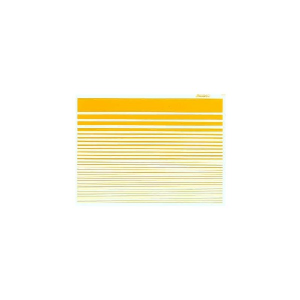 STRIPES INSIGNIA YELLOW