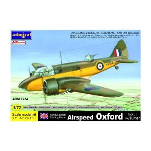 AIRSPEED OXFORD MK.I