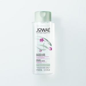Jowaè Eau Micellaire Dèmaquillante acqua micellare struccante 400 ml 94 % ingredienti naturali