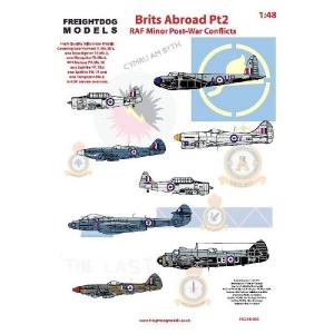 'BRITS ABROAD II' RAF MIN