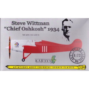 CHIEF OSHKOSH 1934