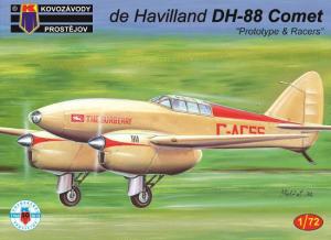 de Havilland DH-88 Comet